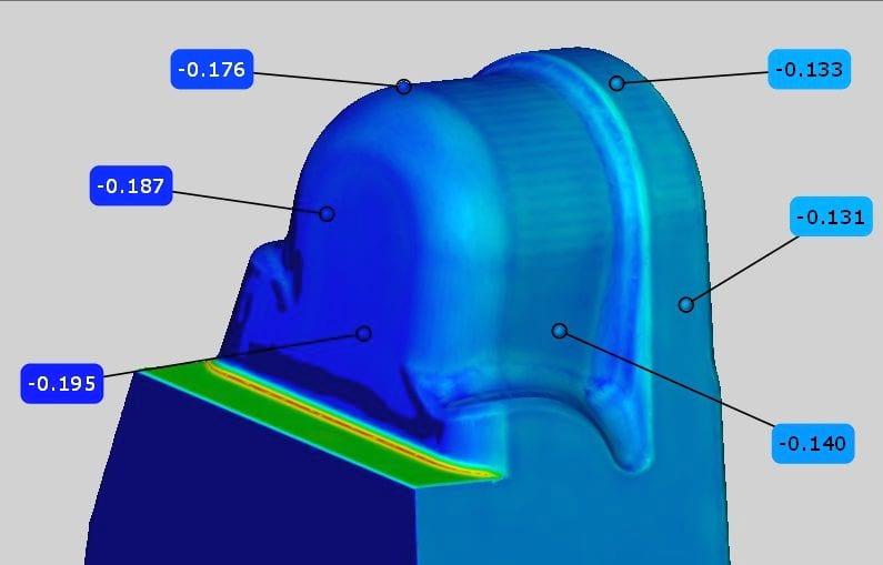 LTH Ulitki - 3D merenja u alatničarstvu | Topomatika