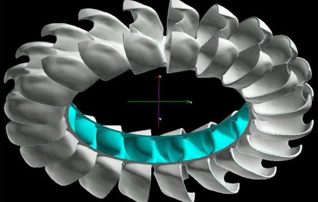 3D mjerenje turbina u hidroelektranama | Topomatika