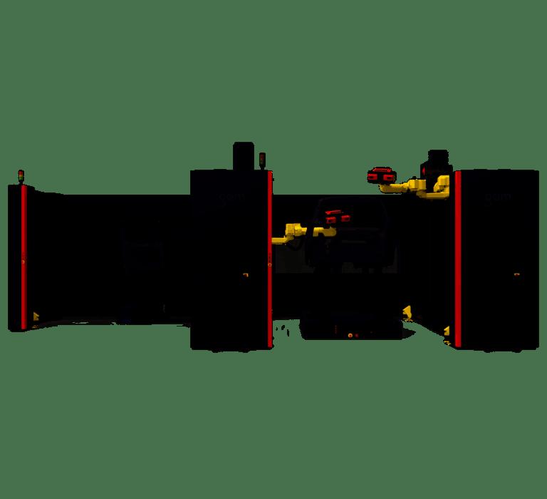 Automatizirana kontrola cijelih karoserija